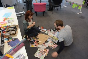 Prototyping beim Design Thinking